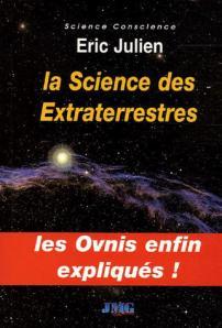2011-09-26 - Liv - La Science des Extraterrestres - Eric Julien - Couverture