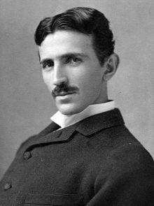 Nikola Tesla 36 Ans